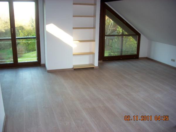 Referenz der Firma E. Miller in Krailling, Würmtal aus dem Jahr 2011 in Bachern – Innenraum