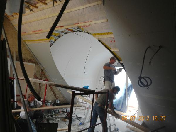 Referenz der Firma E. Miller in Krailling, Würmtal aus dem Jahr 2012 in Planegg – Innenarbeiten