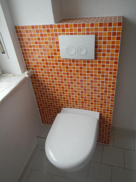 Referenz der Firma E. Miller in Krailling, Würmtal aus dem Jahr 2013 in Planegg - Toilette