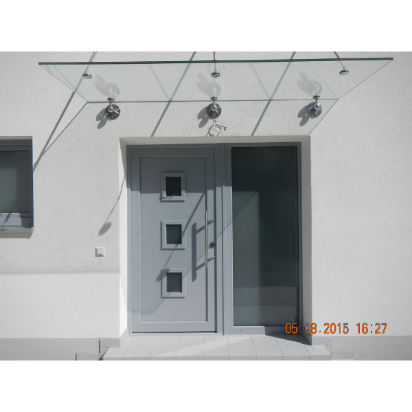Referenz der Firma E. Miller in Krailling, Würmtal aus dem Jahr 2014 – Haustür
