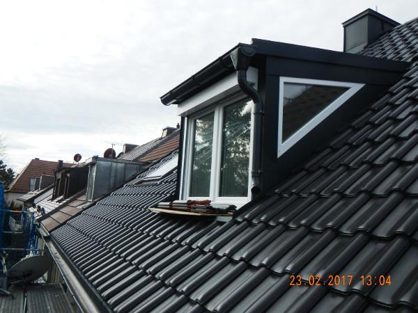 Referenz der Firma E. Miller in Krailling, Würmtal aus dem Jahr 2017 in München – Dachfenster